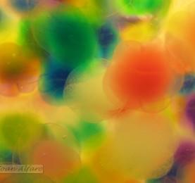 Foto de colores esféricos 3