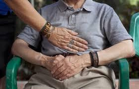 REIKI en personas mayores